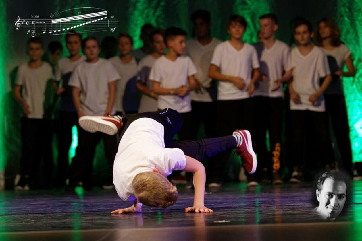 breakdance-meets-gershwin