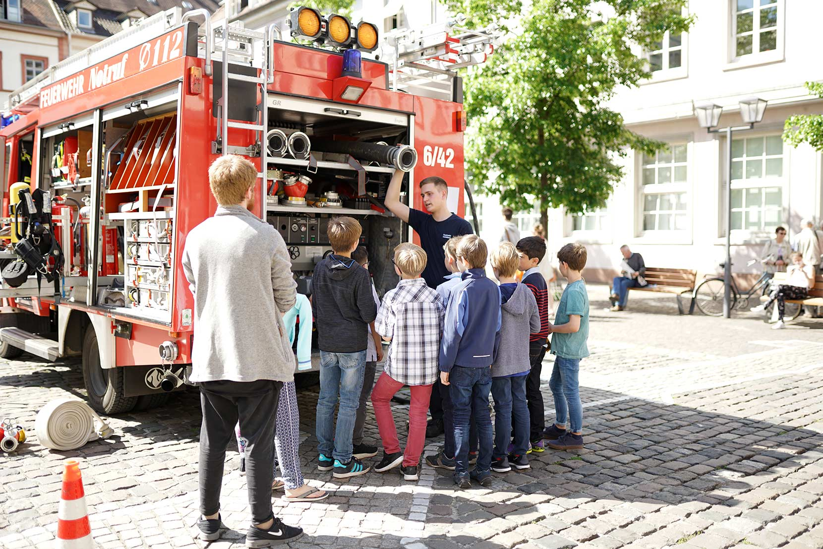 Kindertag im Rathaus 2017