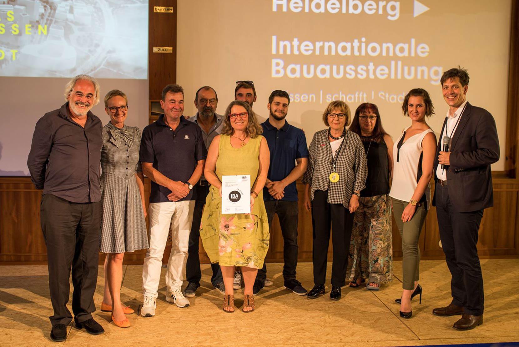 Haus der Jugend: IBA-Projekt 2018