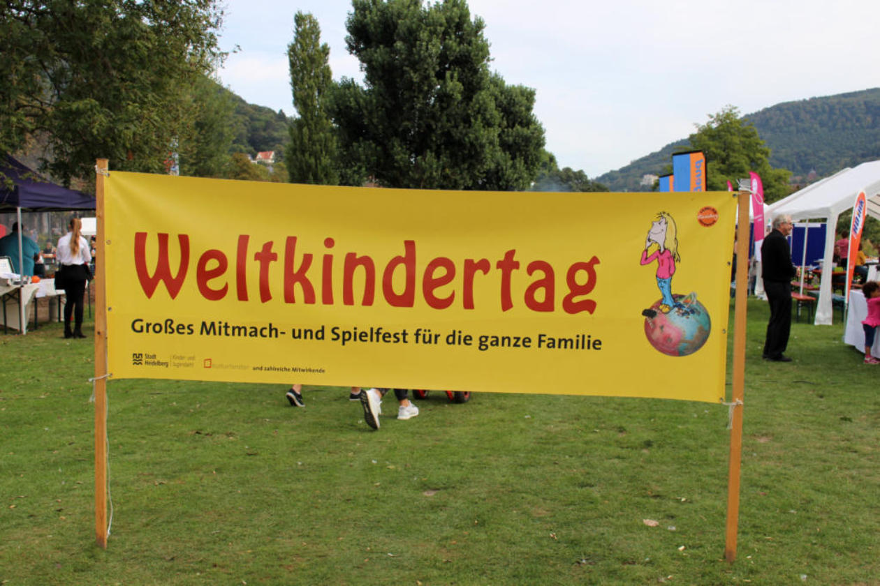 Plakat Weltkindertag 2019