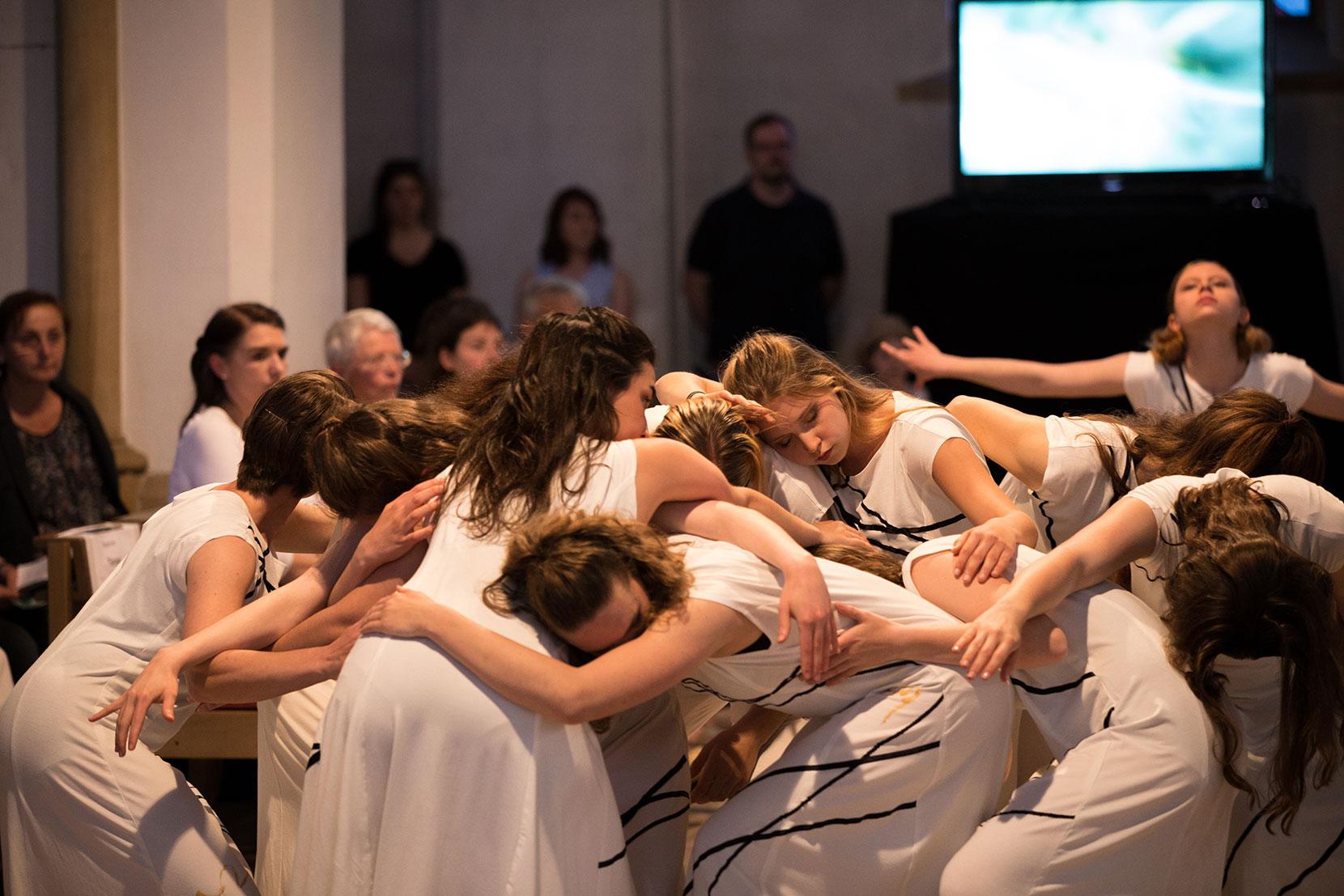 Dancing Duruflé 2019 Foto: Minna Kettonen