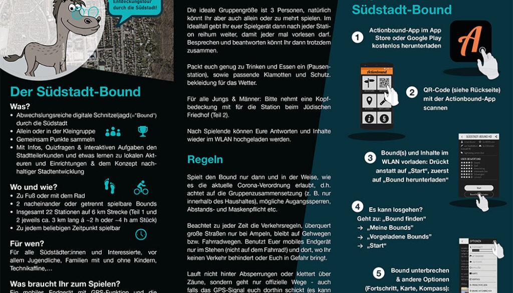 Südstadt-Aktionbound ab heute online!